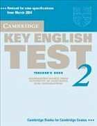 Cambridge Key English Test 2: Examination Papers from the University of Cambridge ESOL Examinations: English for Speakers of Other Languages