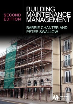 Building Maintenance Management 2e - Chanter
