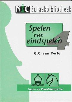 Spelen met eindspelen / 4 Loper- en paardeindspelen / druk 1 - Perlo, Gerardus van
