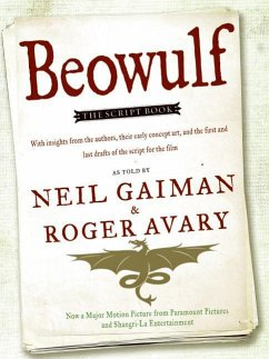 Beowulf: The Script Book - Gaiman, Neil; Avary, Roger