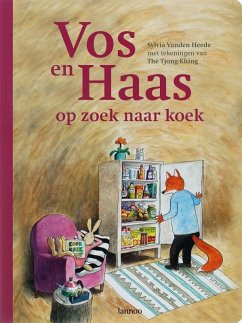 Vos en Haas op zoek naar koek / druk 1