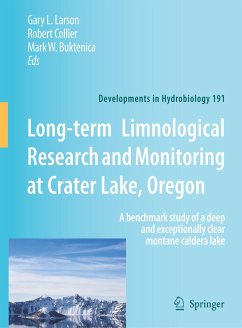 Long-term Limnological Research and Monitoring at Crater Lake, Oregon - Larson, Gary L. / Collier, Robert W. / Buktenica, Mark W.