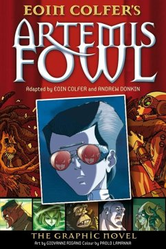 Artemis Fowl - Colfer, Eoin; Donkin, Andrew
