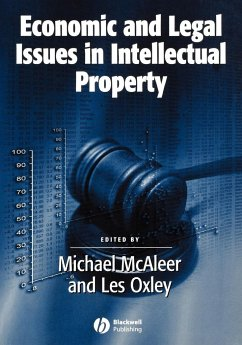 Economic and Legal Issues in Intellectual Property - Mcaleer, Michael; Oxley, Les; Mcaleer