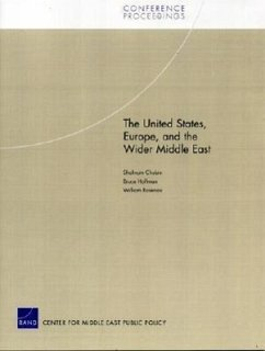 The United States, Europe, and the Wider Middle East - Chubin, Shadram