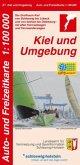 Auto- und Freizeitkarte Kiel und Umgebung