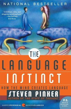 Language Instinct, The - Pinker, Steven