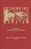 Rethinking Marxism: Struggles in Marxist Theory