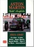 Aston Martin Gold Portfolio 1921-1947