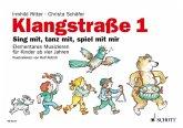 Klangstraße, Kinderheft
