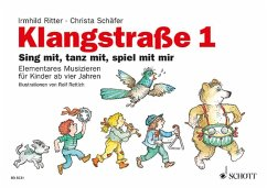 Klangstraße, Kinderheft - Ritter, Irmhild; Schäfer, Christa