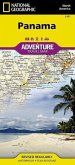 National Geographic Adventure Map Panama