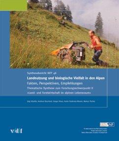 Landnutzung und biologische Vielfalt in den Alpen