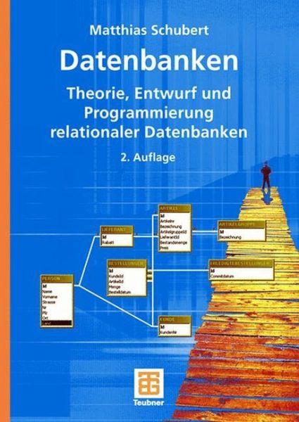 Datenbanken - Schubert, Matthias