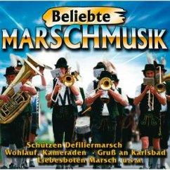 Beliebte Marschmusik - Diverse