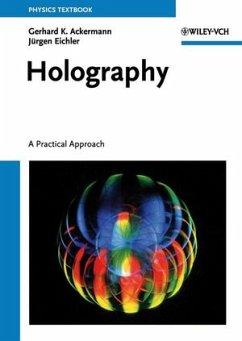 Holography - Ackermann, Gerhard K.; Eichler, Jürgen
