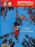 Angriff der Zyklozonks / Spirou + Fantasio Bd.49