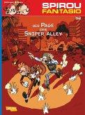 Der Page der Sniper Alley / Spirou + Fantasio Bd.52