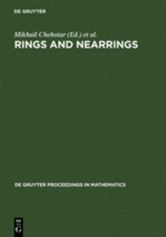 Rings and Nearrings - Chebotar, Mikhail / Fong, Yuen / Ke, Wen-Fong / Lee, Pjek-Hwee (eds.)