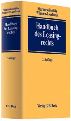 Handbuch des Leasingsrechts