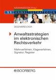 Anwaltsstrategien beim elektronischen Rechtsverkehr