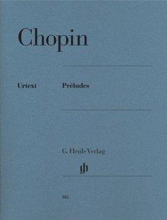 Préludes (Müllemann), Klavier