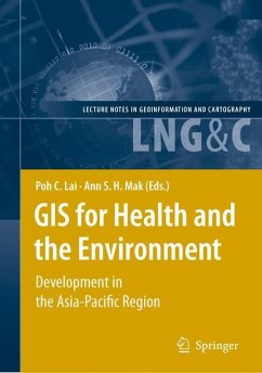 GIS for Health and the Environment - Lai, Poh C. / Gatrell, Anthony (eds.)