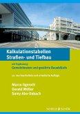 Kalkulation im Bauwesen 3. Kalkulationstabellen Straßen- und Tiefbau