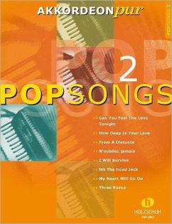 PopSongs, für Akkordeon