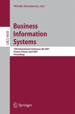 Business Information Systems - Abramowicz, Witold (ed.)
