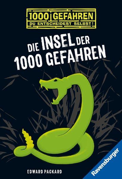 Die Insel der 1000 Gefahren / 1000 Gefahren Bd.3 - Packard, Edward