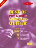 Best Of Pop & Rock for Classical Guitar 4
