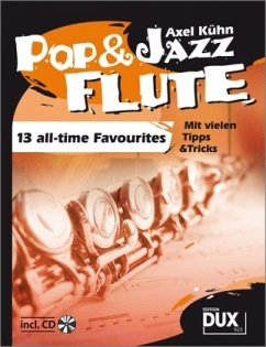 Pop & Jazz Flute, m. 2 Audio-CDs