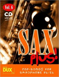 Sax Plus!, m. Audio-CD