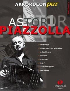 Astor Piazzolla, für Akkordeon, Bearbeitung