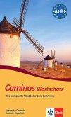 Caminos. Wortschatz, Spanisch - Deutsch, Deutsch - Spanisch