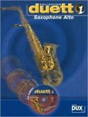 Duett Collection, Saxophone Alto, m. Audio-CD