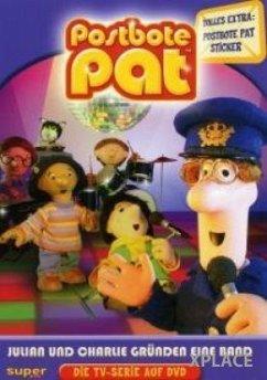 Postbote Pat - DVD 3 - Julian und Charlie gründen eine Band