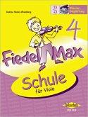 Fiedel-Max für Viola - Schule, Klavierbegleitung