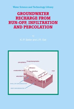 Groundwater Recharge from Run-off, Infiltration and Percolation - Seiler, K.-P.;Gat, J.R.