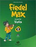 Fiedel-Max für Viola - Schule, m. Audio-CD