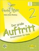 Fiedel-Max für Viola - Der große Auftritt, m. Audio-CD