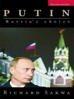 Putin - Sakwa, Richard