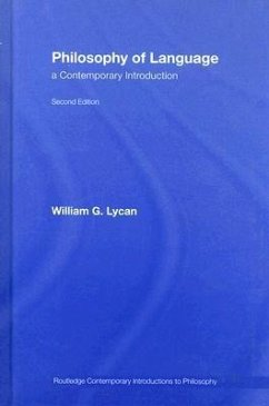 Philosophy of Language: A Contemporary Introduc...