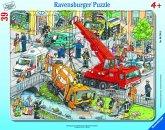 Ravensburger 06768 - Rettungseinsatz, 39 Teile Puzzle