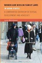 Women and Muslim Family Laws in Arab States - Welchman, Lynn