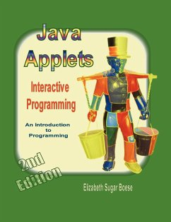 Java Applets (2nd Ed) B&w - Boese, Elizabeth Sugar
