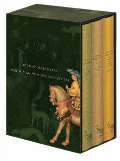 Der Roman vom Weißen Ritter - Martorell, Joanot