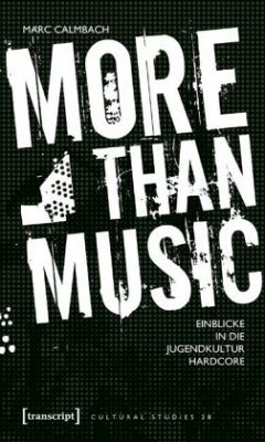 More than Music