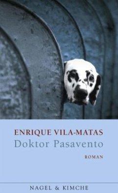 Doktor Pasavento - Vila-Matas, Enrique